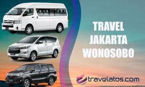 travel jakarta ke wonosobo