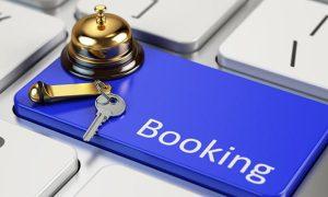 Booking Travel secara online